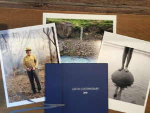 Griffin Museum Portfolio 2015 with images fanned