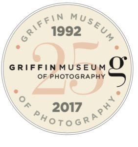 Griffin 25 year logo