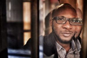 Teju Cole portrait