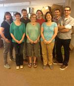 The Boston Public Library crew
