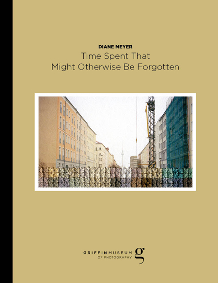 Time Spent that Might Otherwise Be Forgotten Photographs by Diane Meyer