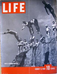 Quincy Quarry on Life Magazine Cover