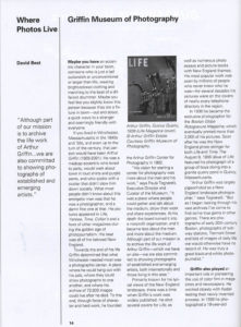 Black and White Magazine page 2