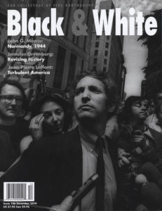 Black and White Magazine page 1