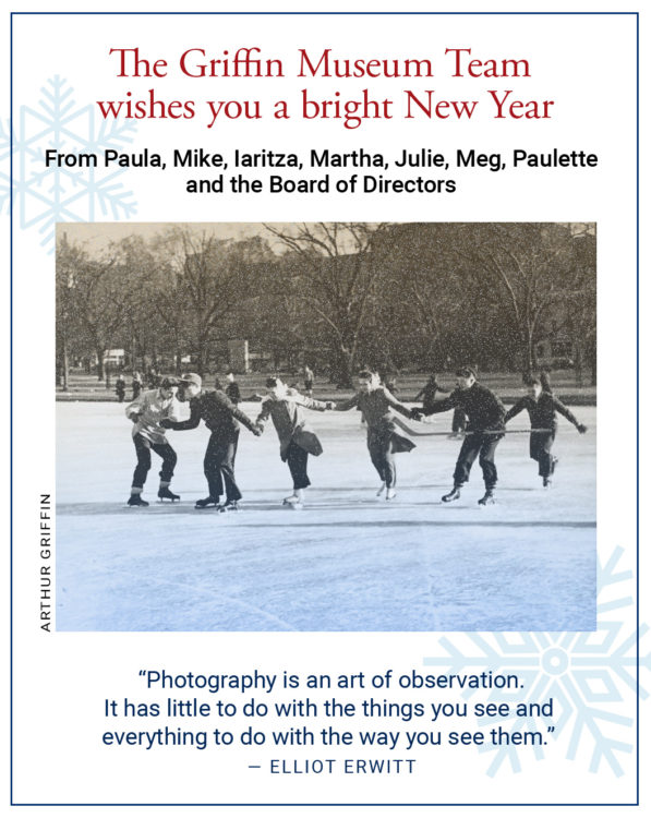 We Wish You A Bright New Year Griffin Museum Of Photography