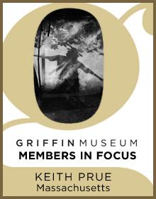 a logo for Member in Focus Keith Prue