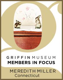 A logo for Member in Focus Meredith Miller