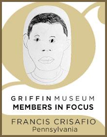 a logo for Member in Focus Francis Crisafio