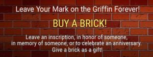 graphic advertising to buy a brick. It is a brick