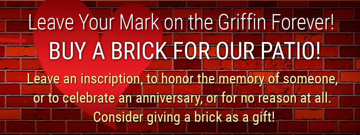 Buy a Brick Fundraiser  Banner