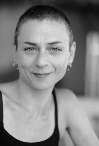 Portrait of Julie Grahame