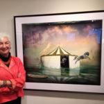 Fran Forman by framed image