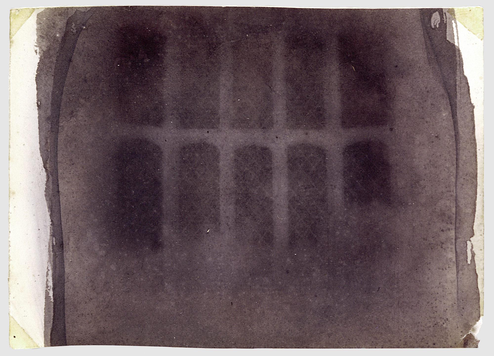 Oriel Window by William Henry Fox Talbot