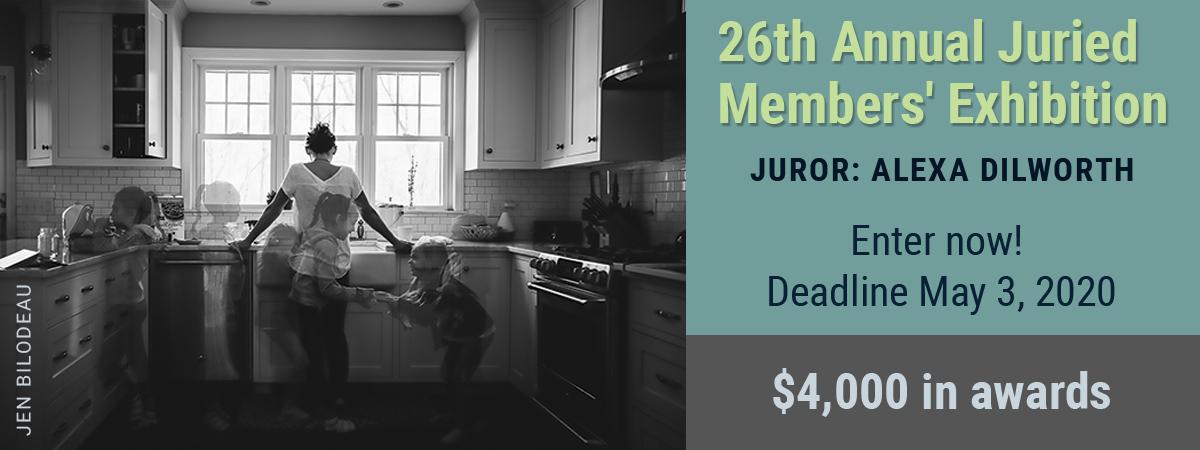 2020 Juried exhibition - alexa dilworth juror