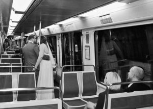 Metro Bride - Jim Lustenader