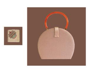 roundish purse