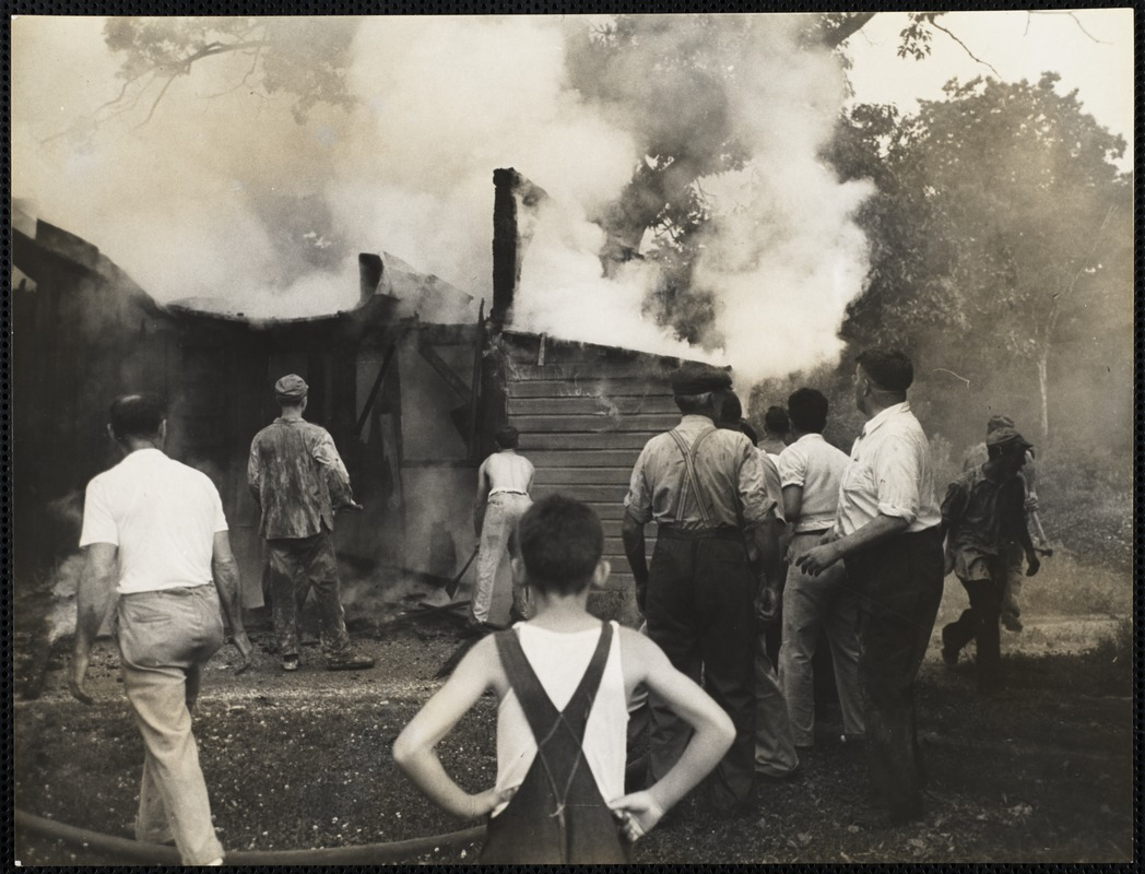 AG Archive- fire in the Berkshires