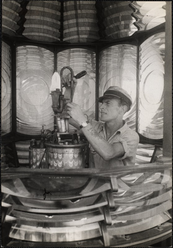 AG Archive- lighthouse keeper