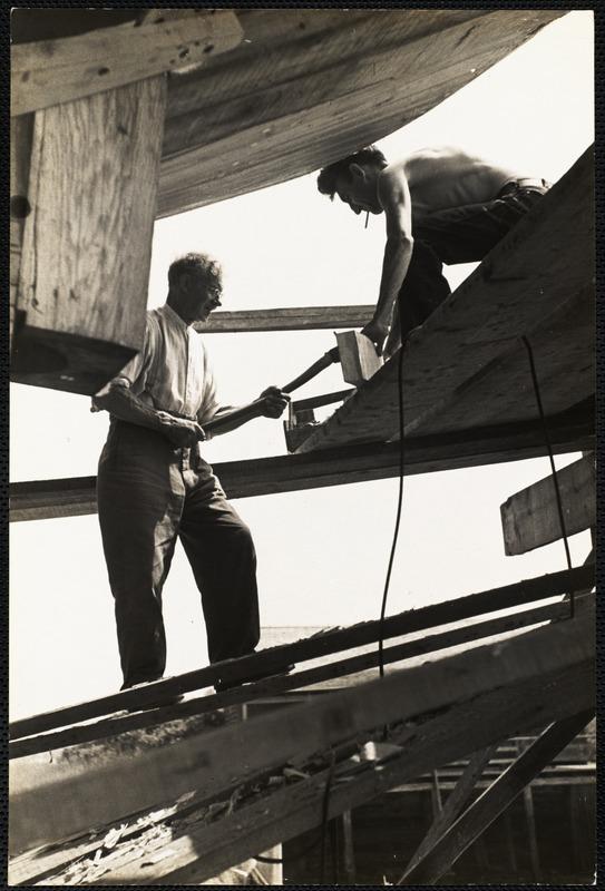 AG Archive- shipbuilding