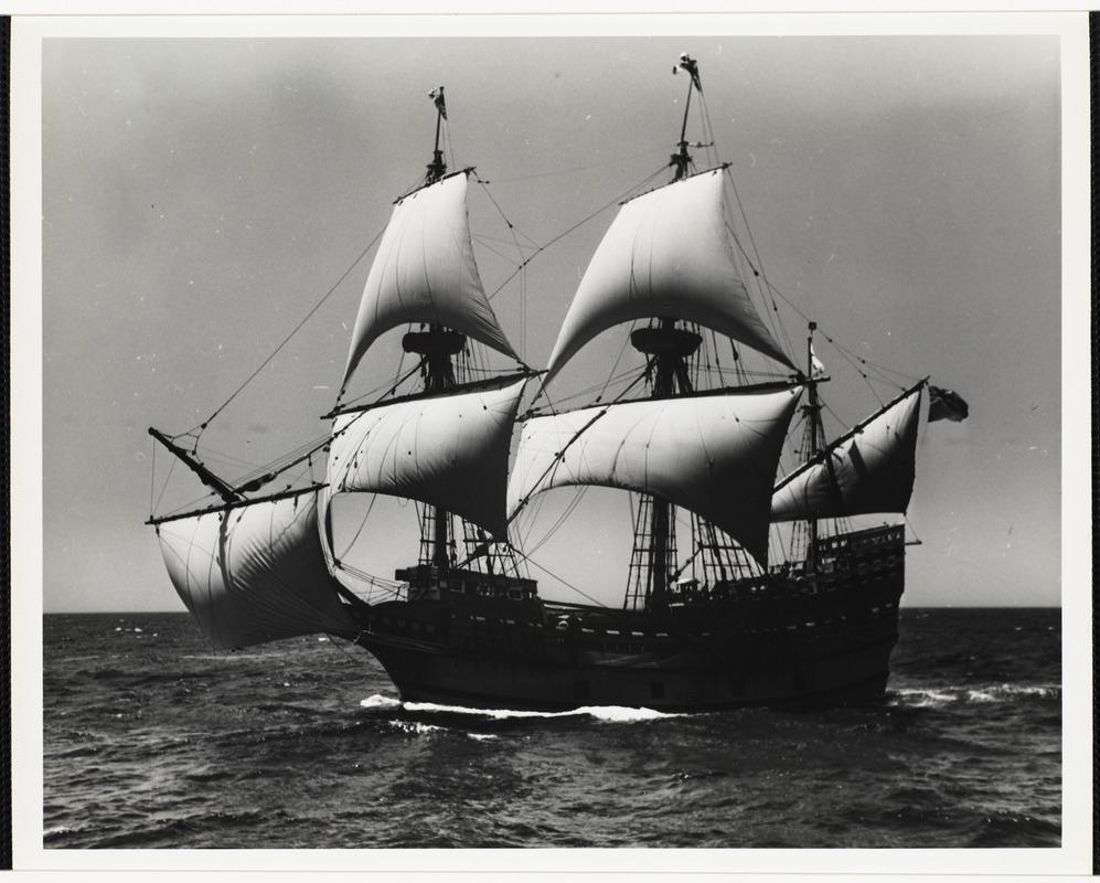 AG Archive-Mayflower II