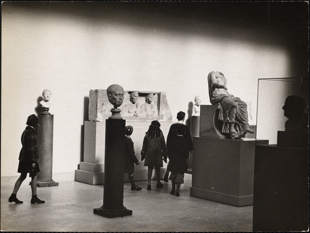 AG Archive- Children at the MFA