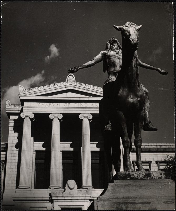 AG Archive- MFA monument