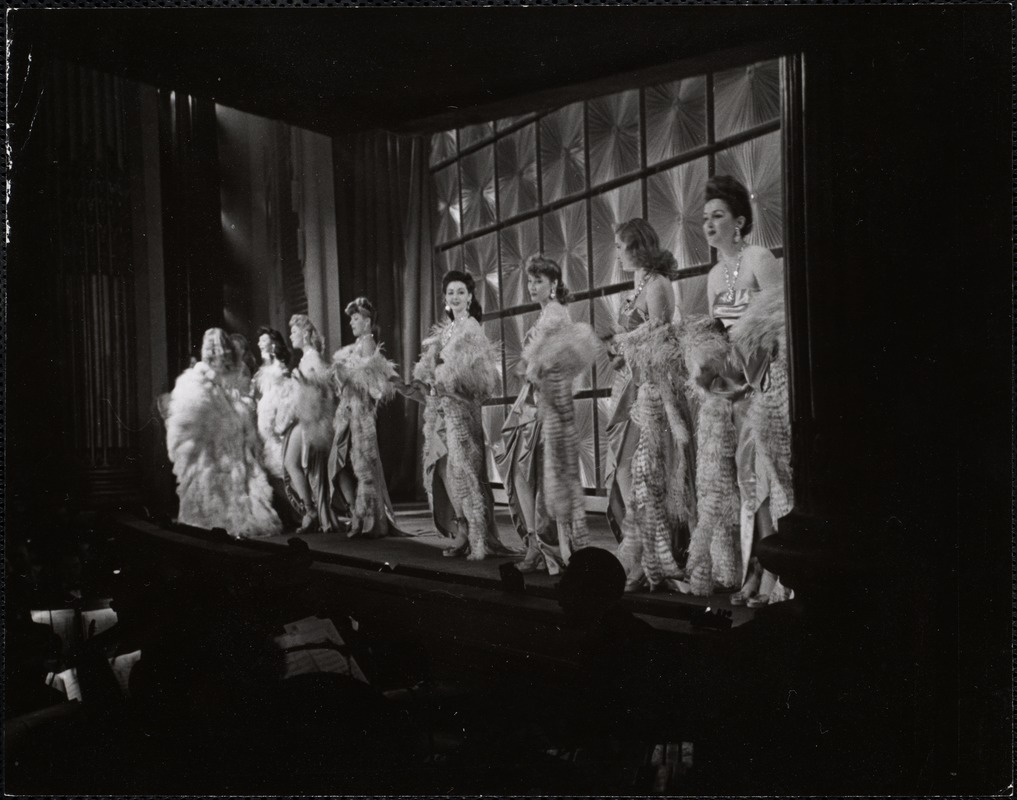 AG Archive- performers on stage