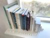 books by window