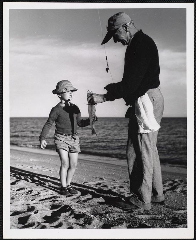 AG Archive- beach fishing