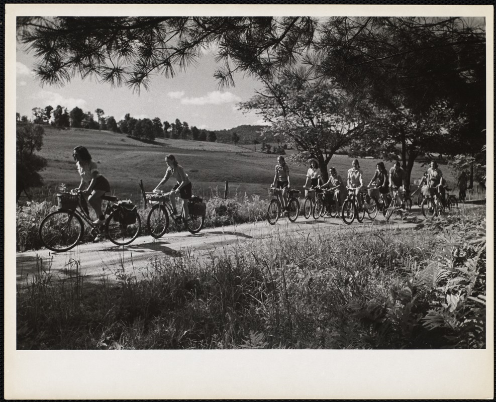 AG Archive- biking in New Hampshire