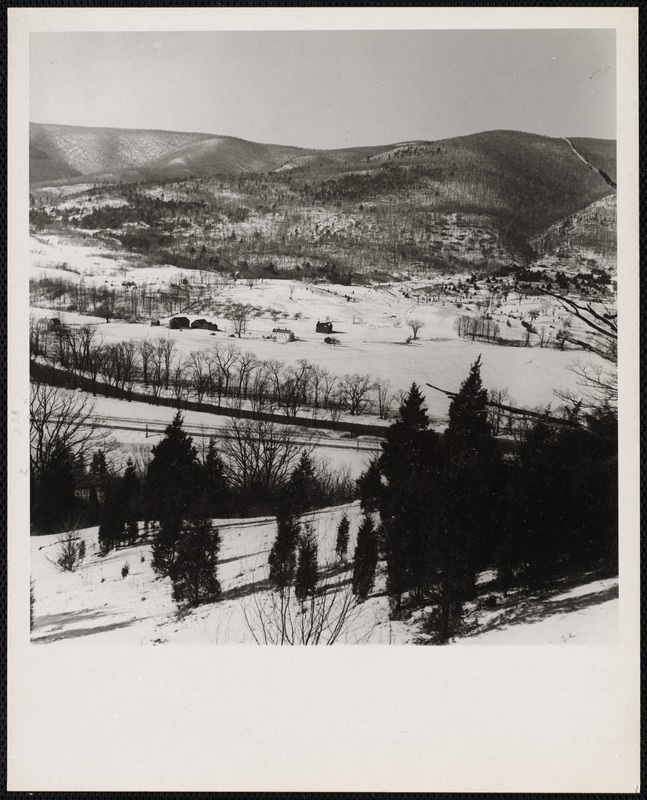 AG Archive- VT mountain