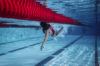 swimming the rope