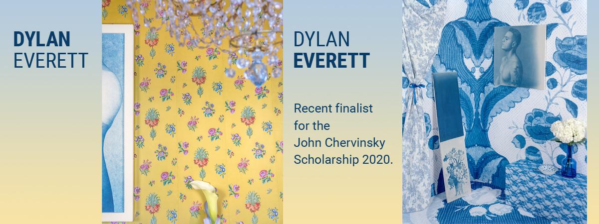 Everett promo w blue room